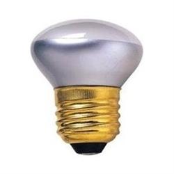 bulbrite 200025 25 watt r14 short neck mini reflector. Black Bedroom Furniture Sets. Home Design Ideas
