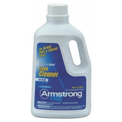 Armstrong 330408 Once 39 N Done Gallon Concentrated Floor Cleaner