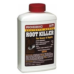 Roebic K 77 2 Lb Root Killer Keeps Sewer Amp Drain Lines